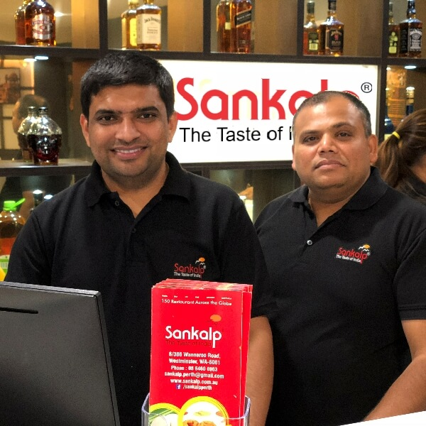 Pranay and Hiren - Franchise Owner, Perth
